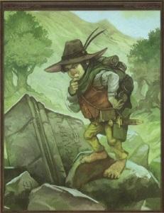 Hobbit Busca Tesoros