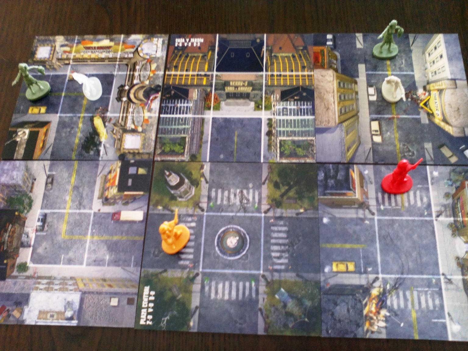 Resena Zombies Juegos Y Dados