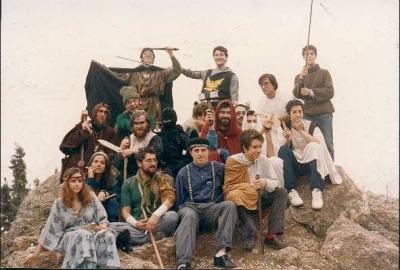 Rol en vivo 1986
