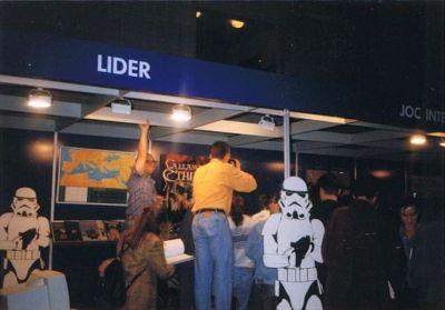 Stand Lider