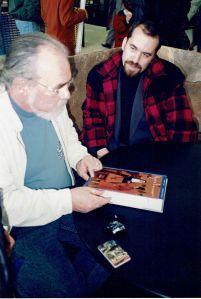 Gary con Eduard