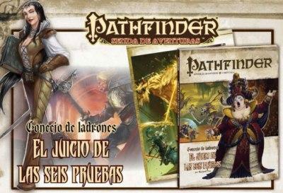 Pathfinder El Juicio de las Seis Pruebas