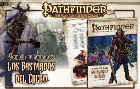 Pathfinder Los Bastardos del Érebo