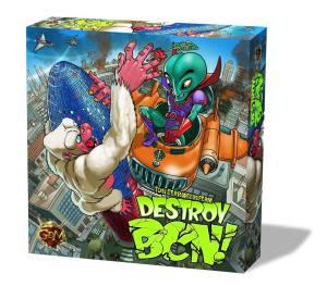 Destroy BCN