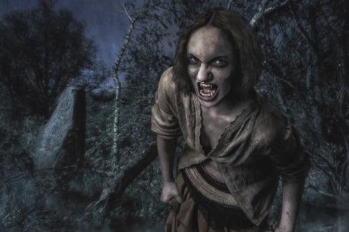 Vampiro Edad Oscura 1