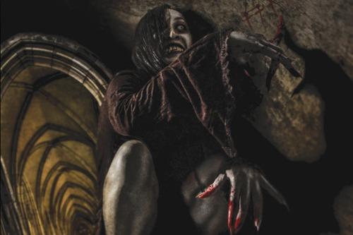 Vampiro Edad Oscura 2