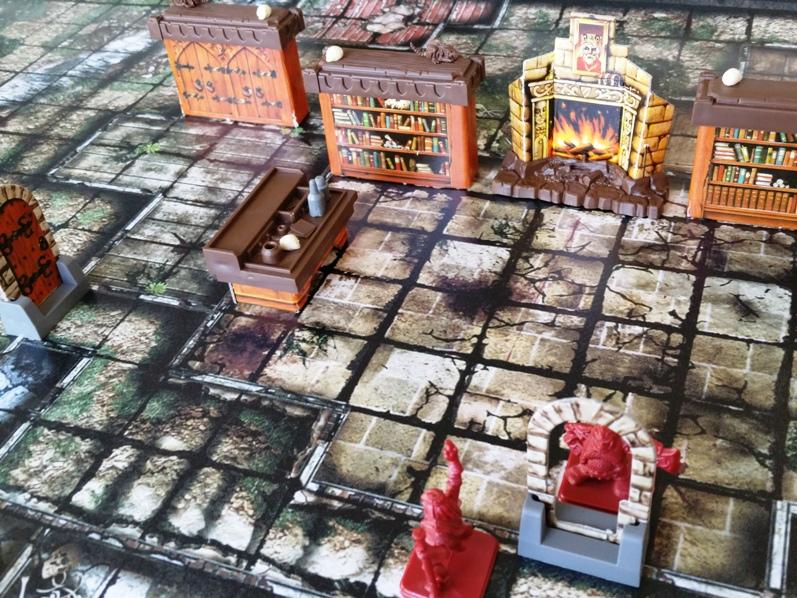 Estrenando tablero para juegos juegos y dados - Juego de rol de mesa ...