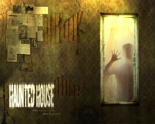 wallpaper-haunted-house