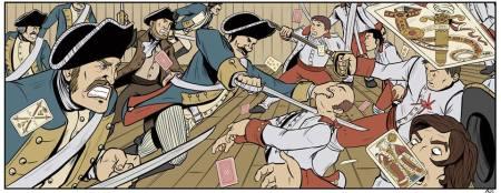 trafalgar-1805-comic