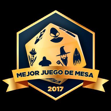 Juego Del Ano En Los Premios Juegos Y Dados 2017 Juegos Y Dados