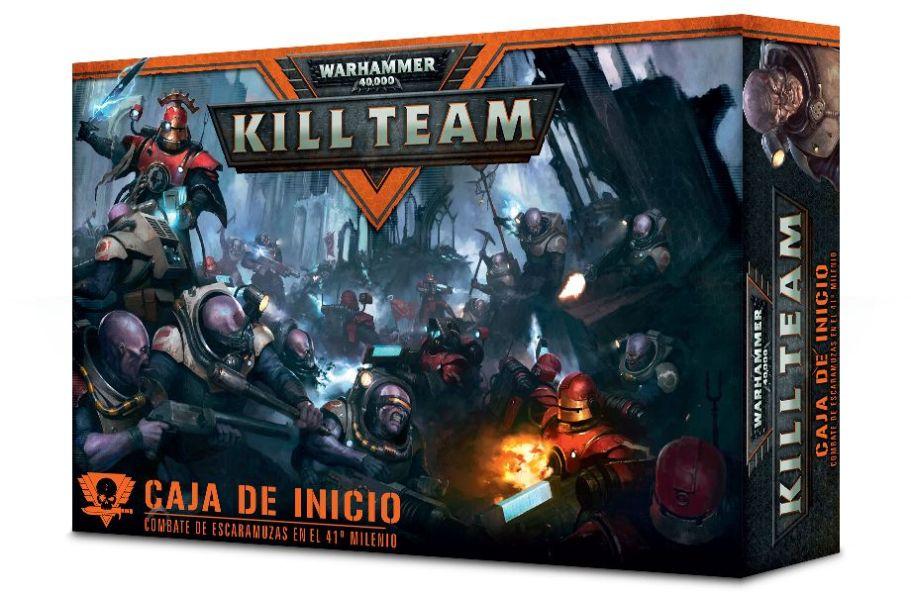 Presentacion De Warhammer 40 000 Kill Team Juegos Y Dados