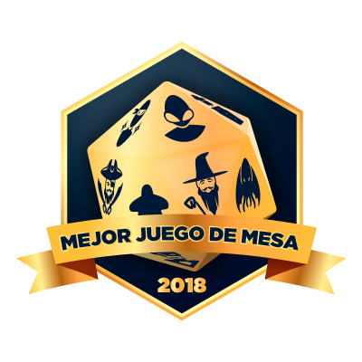 Juego Del Ano En Los Premios Juegos Y Dados 2018 Juegos Y Dados